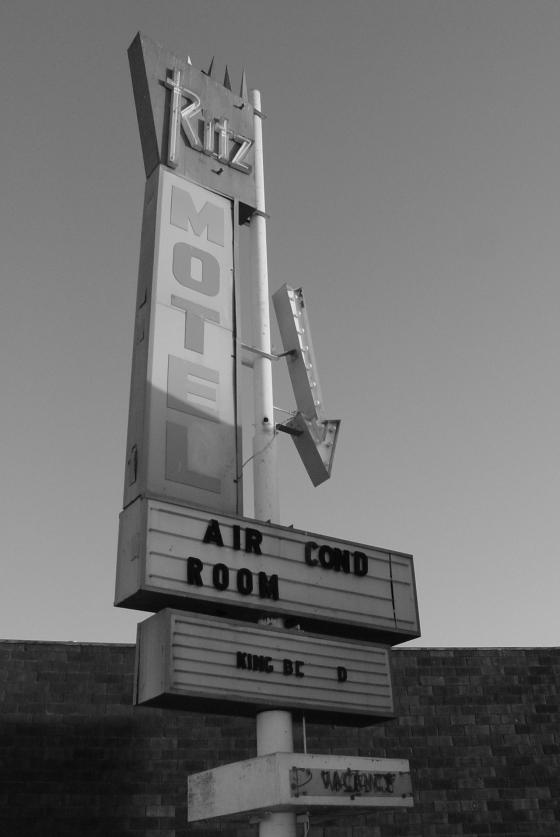 Ritz camera store for Hollywood film shooting stills